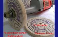 shama buffing wheel