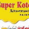Super Kote Paints