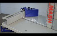 Machine for cutting construction blocks Masonry chain saw BELMASH MCS-400